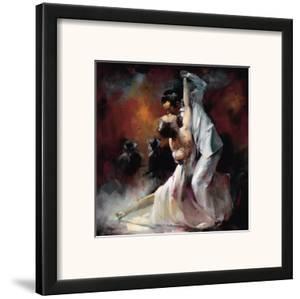 Tango Argentino I by Willem Haenraets