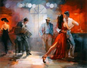 Tango by Willem Haenraets