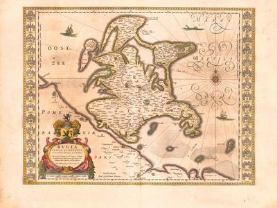Rügen, 1645