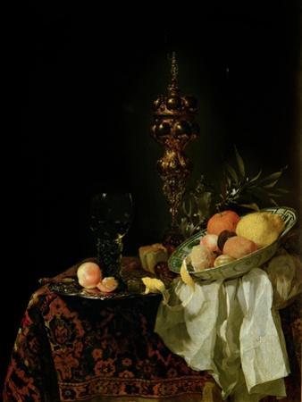 Dessert, 1653-54