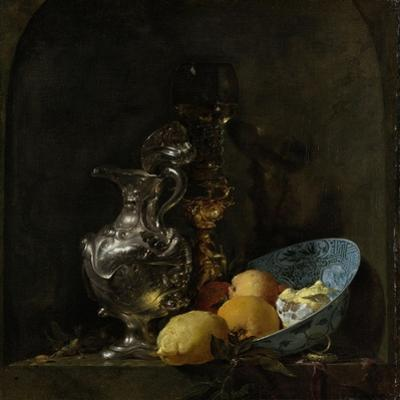 Still Life with Silver Ewer