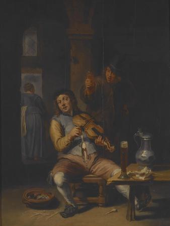 The Revelers, 1640