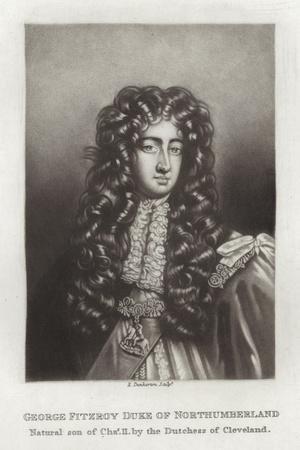 George Fitzroy Duke of Northumberland
