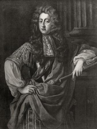 Prince George of Denmark, Late 17th Century