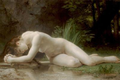 Biblis or Byblus by William Adolphe Bouguereau
