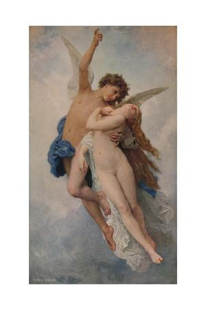 'Cupid and Psyche', 1889, (1938)