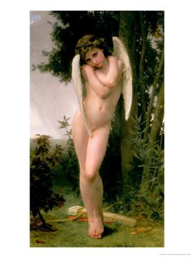 Cupidon, 1891 by William Adolphe Bouguereau