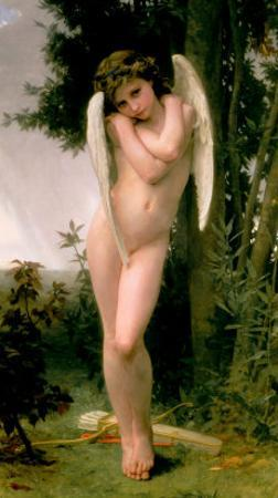 Cupidon, 1891 by William Adolphe Bouguereau
