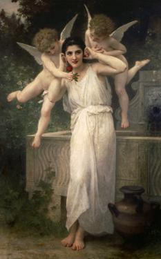 L'Innocence by William Adolphe Bouguereau