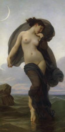 Le Crepuscule, 1882 by William Adolphe Bouguereau
