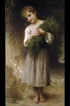 Return from the Fields by William Adolphe Bouguereau