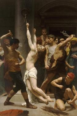 The Flagellation of Christ by William-Adolphe Bouguereau
