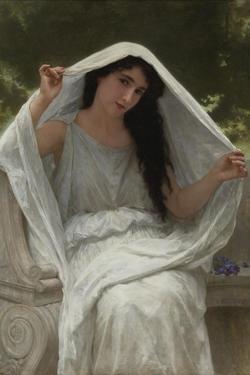 Veil by William-Adolphe Bouguereau