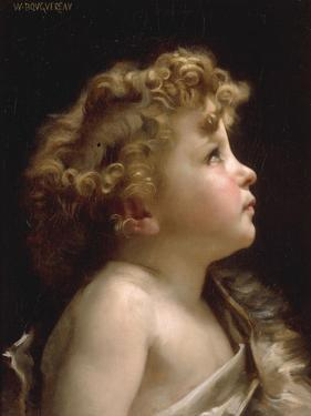 Young John the Baptist by William Adolphe Bouguereau