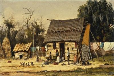 Daily Chores by William Aiken Walker