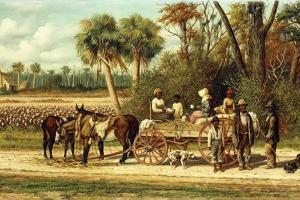 The Wagon's Empty by William Aiken Walker