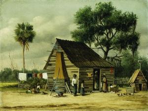 Wash Day by William Aiken Walker