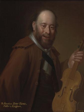 Patie Birnie, the Fiddler of Kinghorn