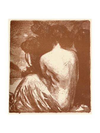 'Meditation', c1914