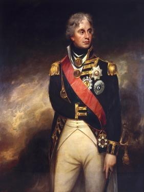 Viscount Horatio Nelson, 1801 by William Beechey