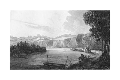 'Beaumont Lodge, Lord Ashbrooke', 1810