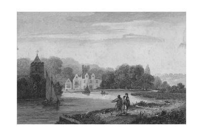 'Bisham Abbey', 1810