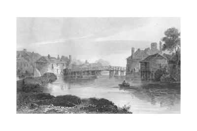 'Eton Bridge', 1809