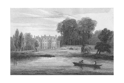 'Lady Howe's Villa', 1809