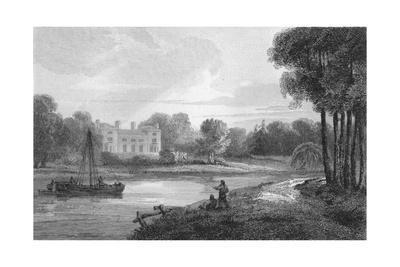 'Lady Sullivan's Villa', 1809