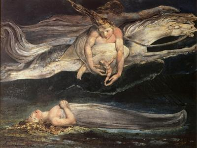 Divine Comedy: Pity by William Blake