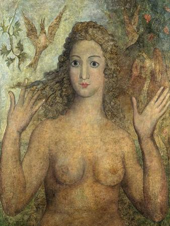 Eve Naming the Birds, 1810 by William Blake