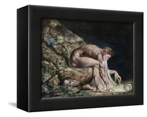 Newton by William Blake