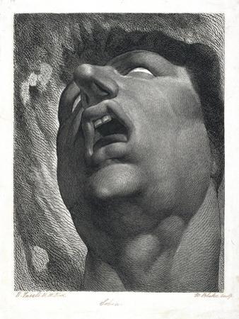 Satan by William Blake