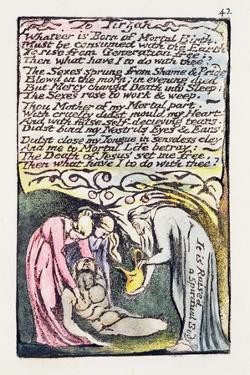 To Tirzah' by William Blake