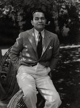 Vanity Fair - February 1935 by William Bolin