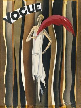 Vogue - November 1927 by William Bolin