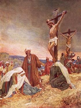 Crucifixion by William Brassey Hole