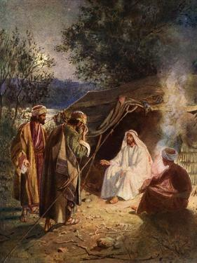 Jesus' first Disciples - Bible by William Brassey Hole