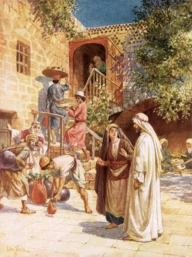 The Marriage in Cana by William Brassey Hole