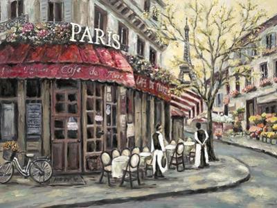 Flower Market Café by William Brighton