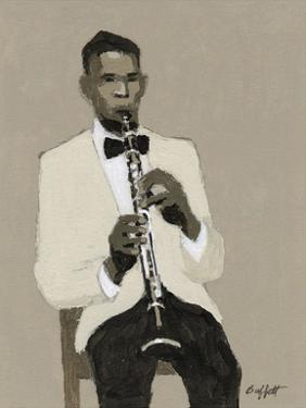 Clarinet Player by William Buffett