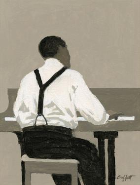 Piano Player by William Buffett