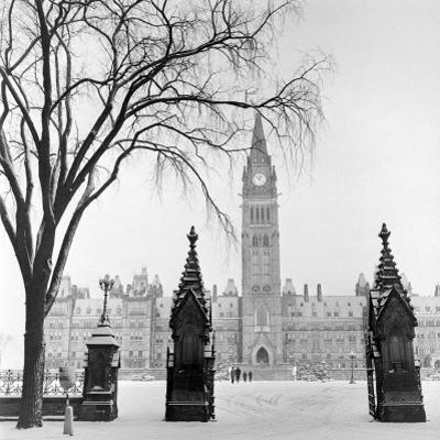 Parliament Opening, Canada by William C. Shrout