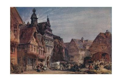 'Giessen on the Lahn', c1874