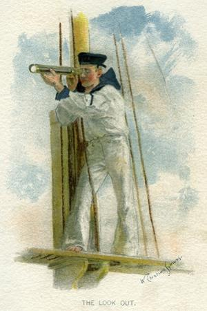 The Look Out, C1890-C1893
