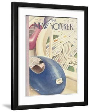 The New Yorker Cover - June 1, 1940 by William Cotton