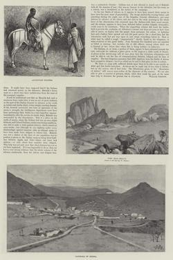 Abyssinia Past and Present by William 'Crimea' Simpson