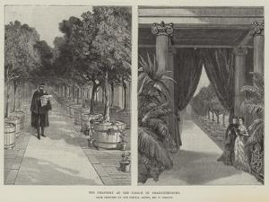 The Orangery at the Palace of Charlottenburg by William 'Crimea' Simpson