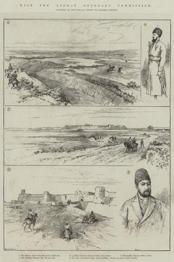 With the Afghan Boundary Commission by William 'Crimea' Simpson