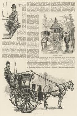 London Cabs and Cabmen by William Douglas Almond